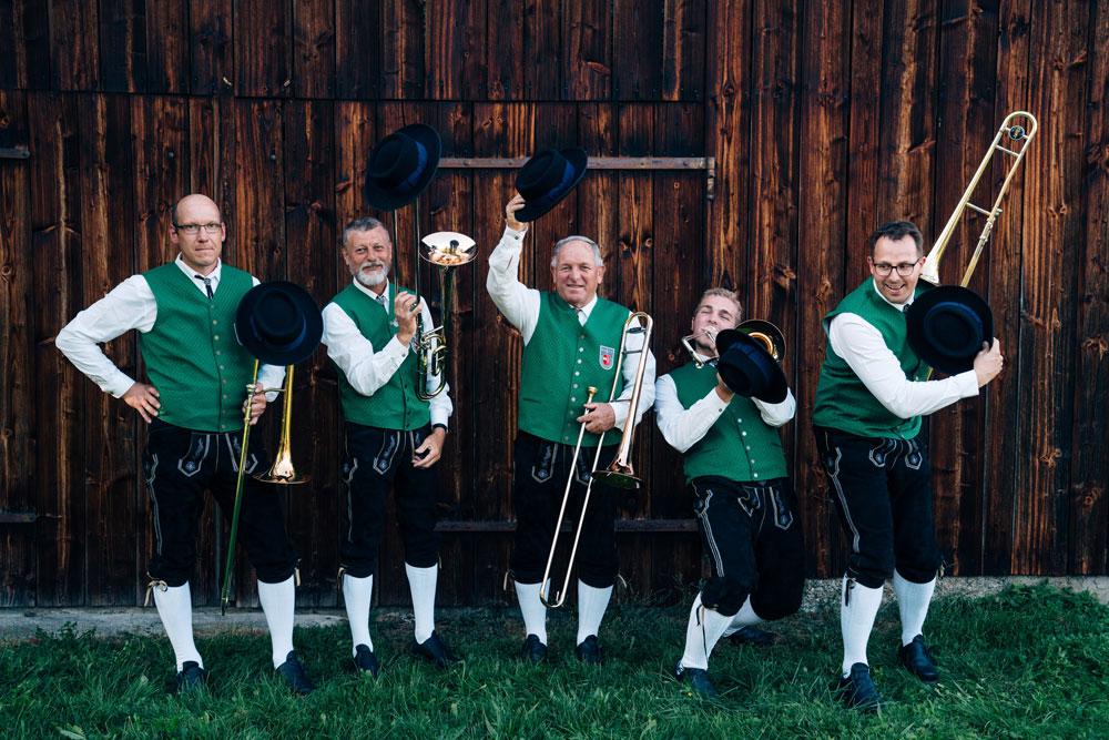 Musikverein Winterstettenstadt, Posaune