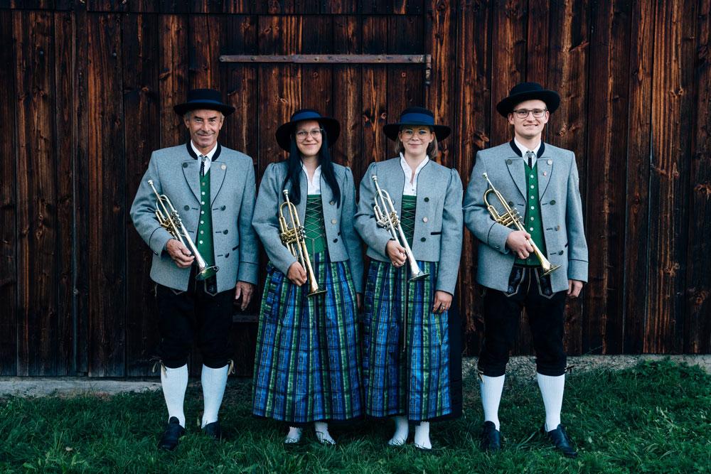 Musikverein Winterstettenstadt, Trompete