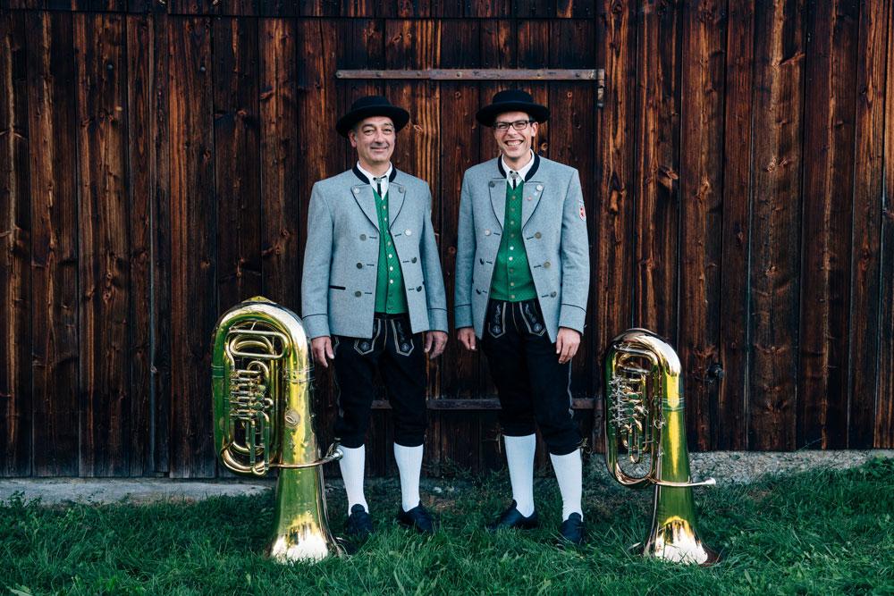 Musikverein Winterstettenstadt, Tuba